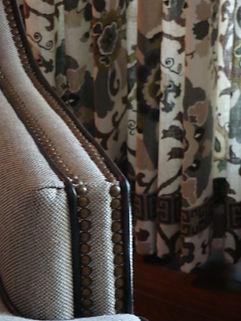 Fine Designed Interiors, Fullerton Drape