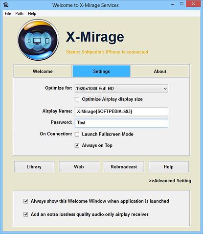 X mirage crack download