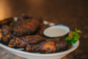 The Shack Smokehouse Wings