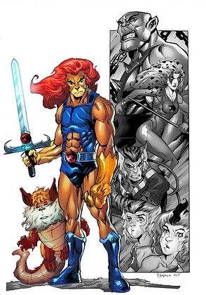 Thunder Cats Hero