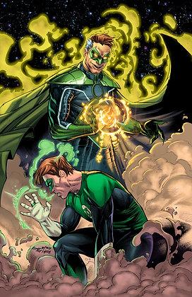 Dark Reflections Green Lantern