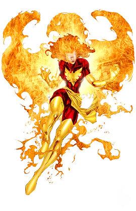 Phoenix (red)