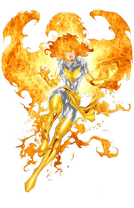 Phoenix (white)