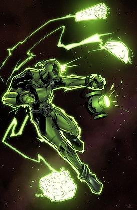 Green Lantern Deadpool