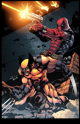 Wolverine & Deadpool