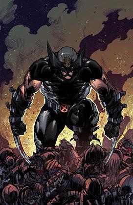 Wolverine (X-force uniform)