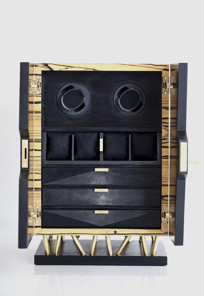 Cabinet montres automatiques