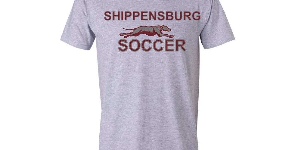 Ship Soccer T-Shirt