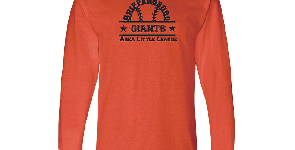 Giants Long Sleeve T-Shirt