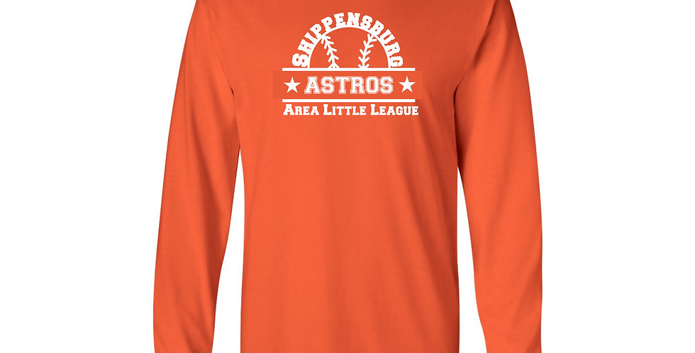 Astros Long Sleeve T-Shirt