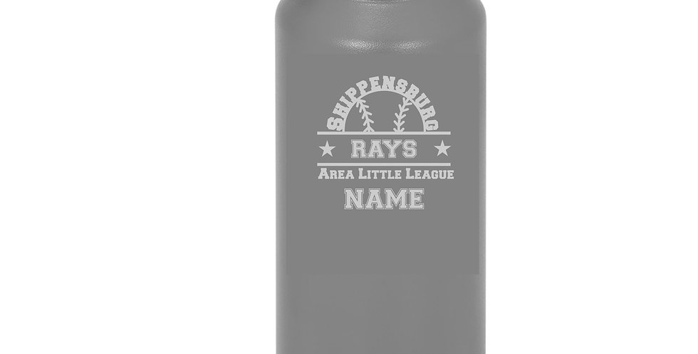 Rays 32oz. Water Bottle