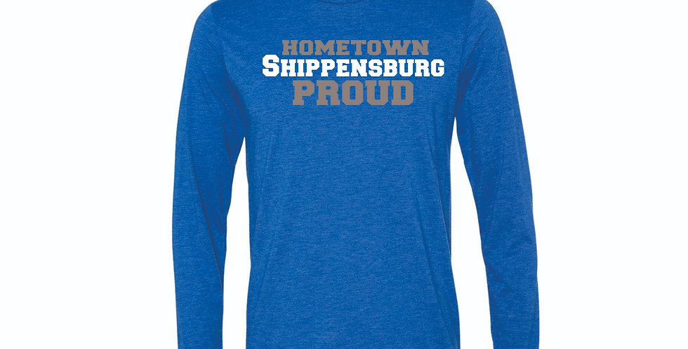 Hometown Proud Long Sleeve T-Shirt