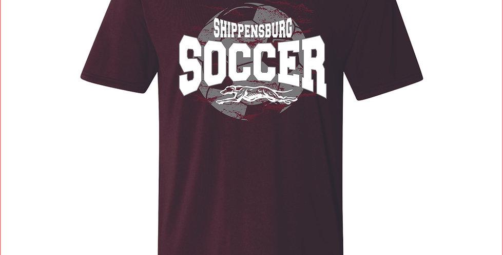 Ship Soccer Performance T-Shirt