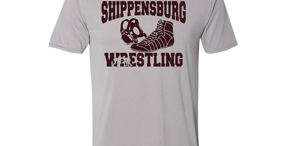 Ship Wrestling Performance T-Shirt