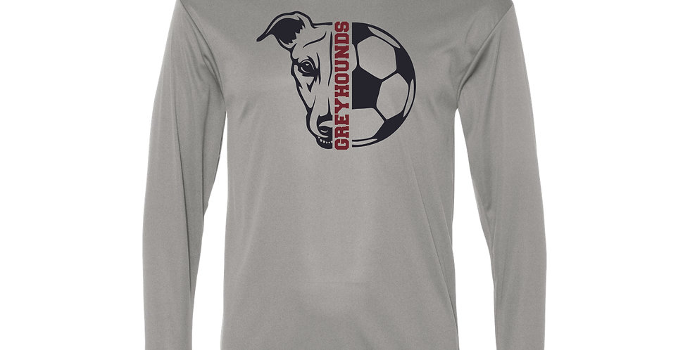 Ship Soccer Long Sleeve Performance T-Shirt