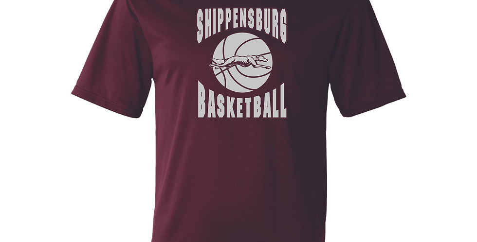 Ship Basketball Performance T-Shirt