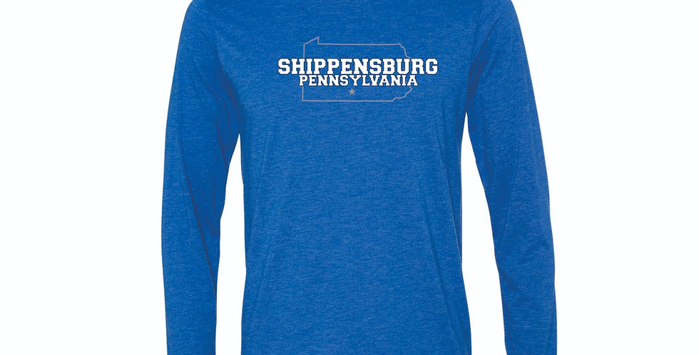 Shippensburg Long Sleeve T-Shirt
