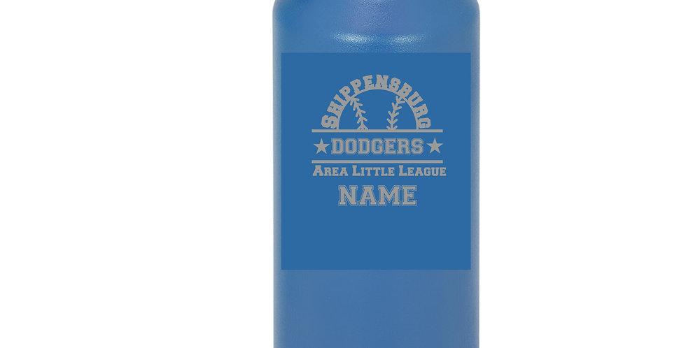 Dodgers 32oz. Water Bottle