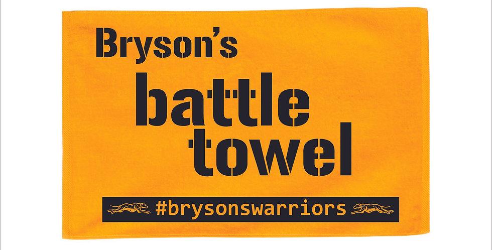 Bryson's Battle Towel
