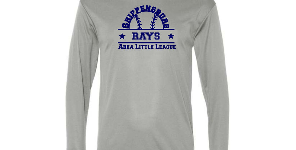 Rays Performance Long Sleeve T-Shirt