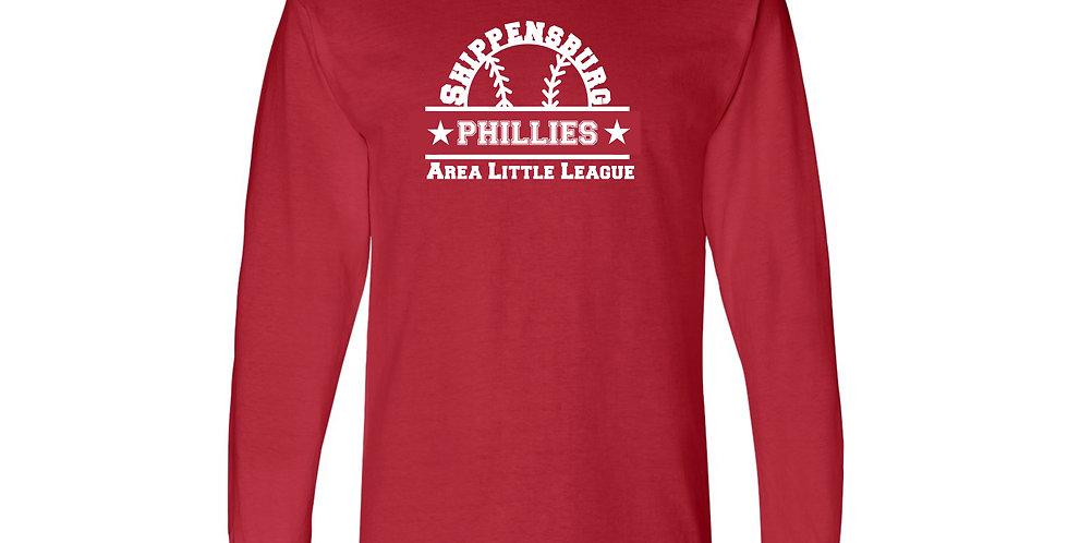 Phillies Long Sleeve T-Shirt