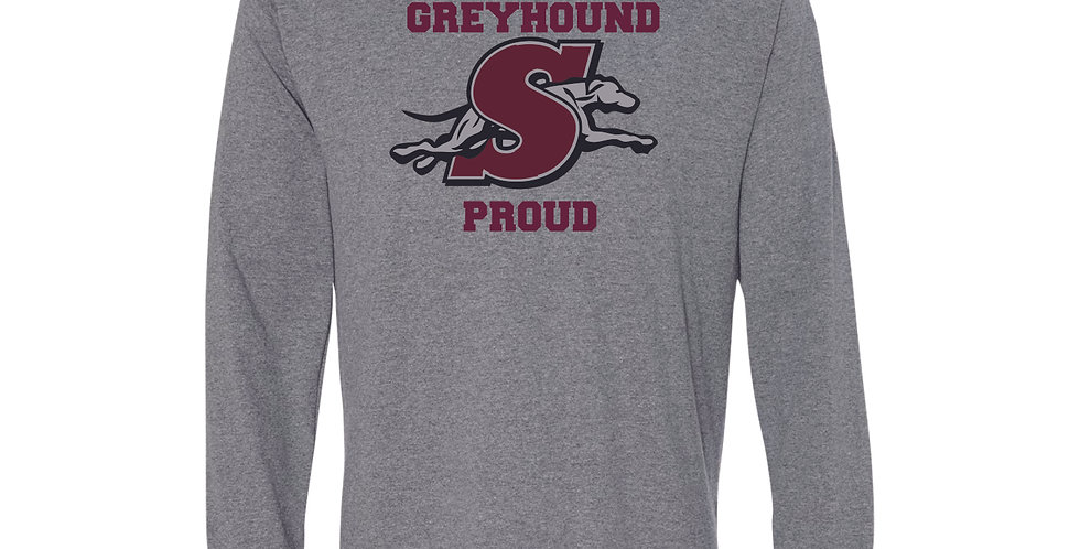 Ship Athletics Long Sleeve T-Shirt