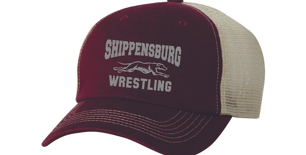 Ship Wrestling Trucker Hat