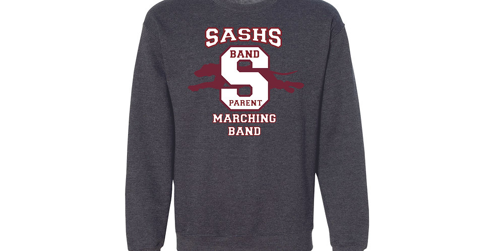 "Parent Gear SASHS ""S"" Crewneck"