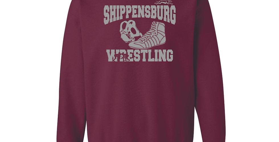 Ship Wrestling Crewneck Sweatshirt