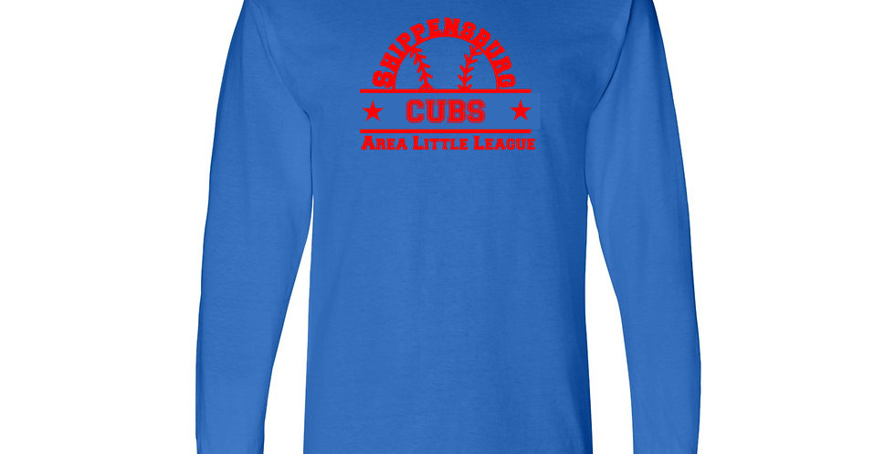 Cubs Long Sleeve T-Shirt
