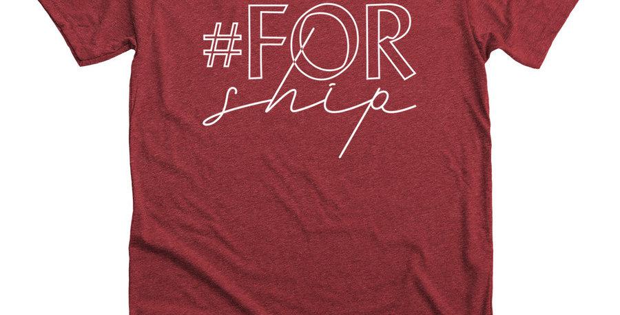 #forship T-Shirt