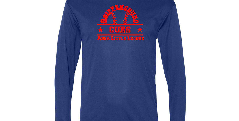 Cubs Performance Long Sleeve T-Shirt