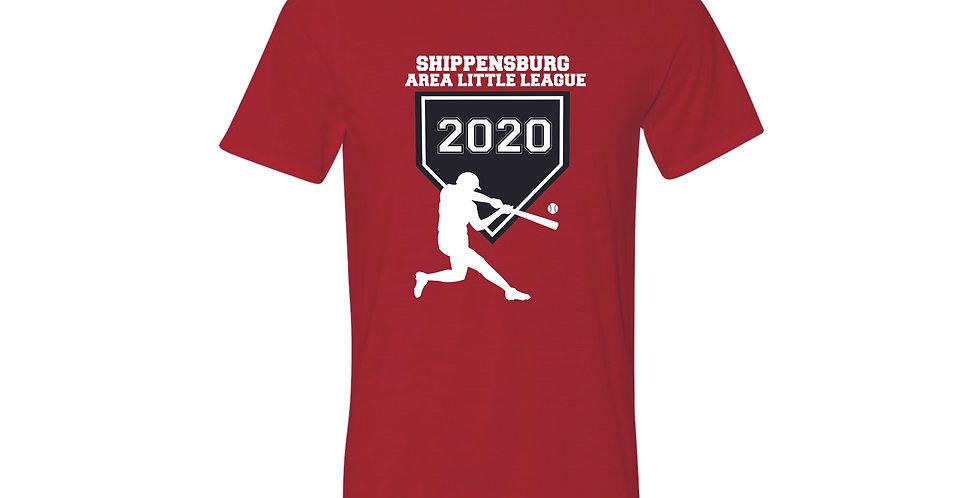 Ship Little League T-Shirt