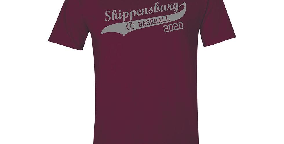 Ship Baseball T-Shirt