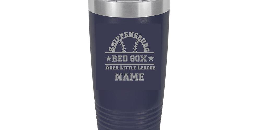 Red Sox 20 oz. Tumbler