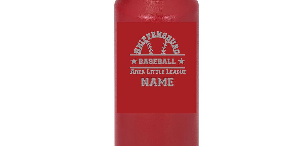 SALL Baseball 32oz. Water Bottle