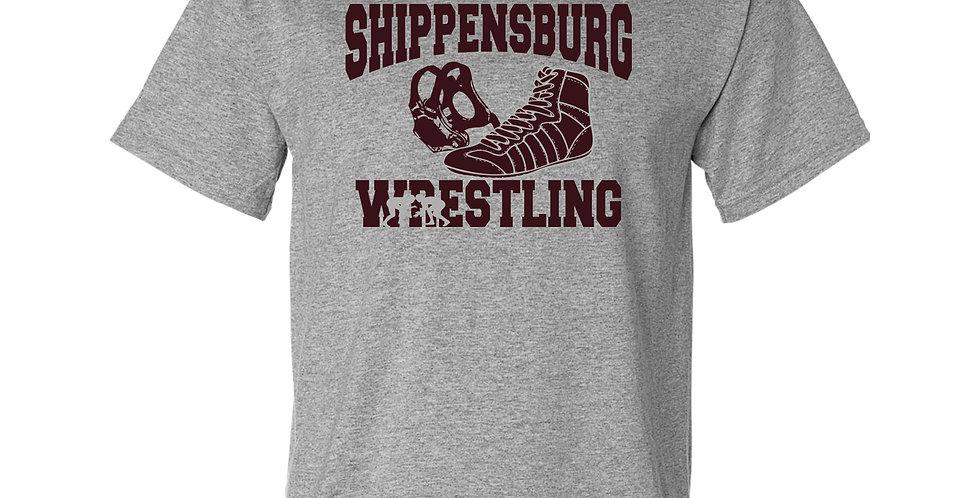 Ship Wrestling T-Shirt