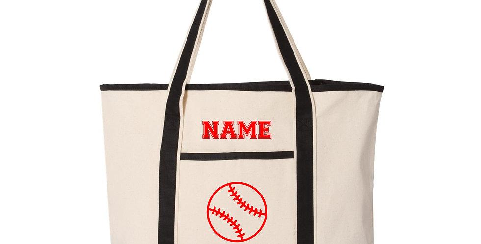 SALL Tote Bag