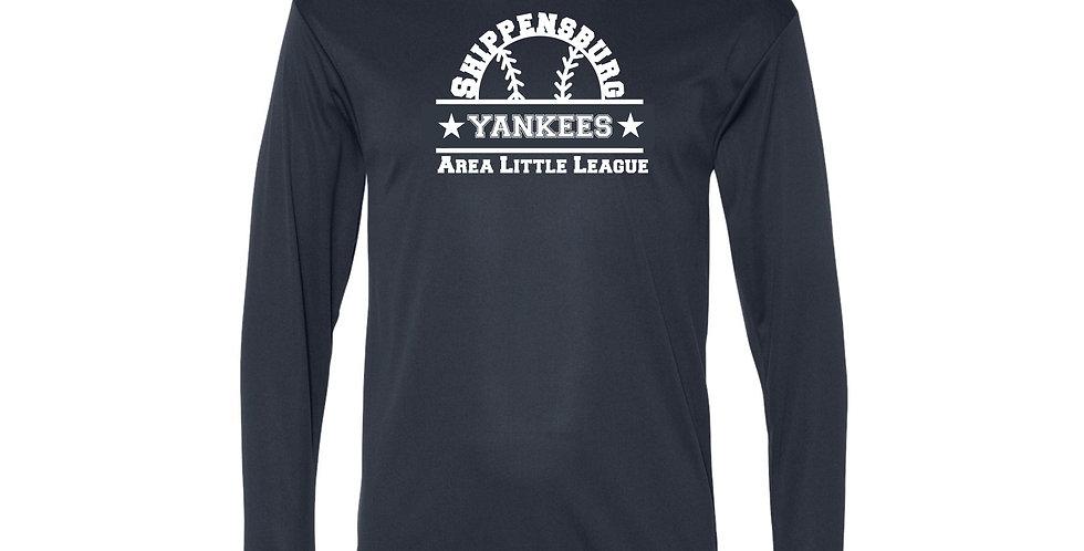 Yankees Performance Long Sleeve T-Shirt
