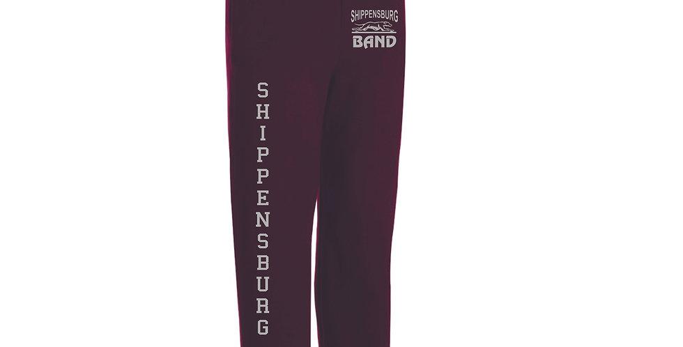 SASHS Band Open Bottom Sweatpants