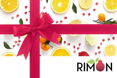 Rimon Gift Card