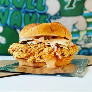 Sandwich - Fried Chicken.JPG