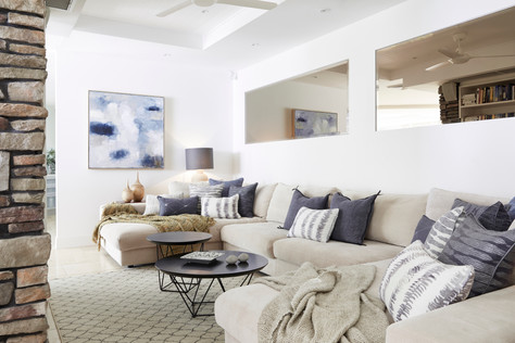 'Coastal Inspired' (as featured in Houzz)