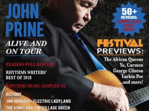 Rhythms Magazine Interview