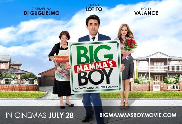 Big Mummas Boy