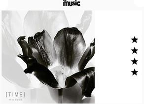 M.E. Baird's [Time] receives ★★★★    The Music (Australia)