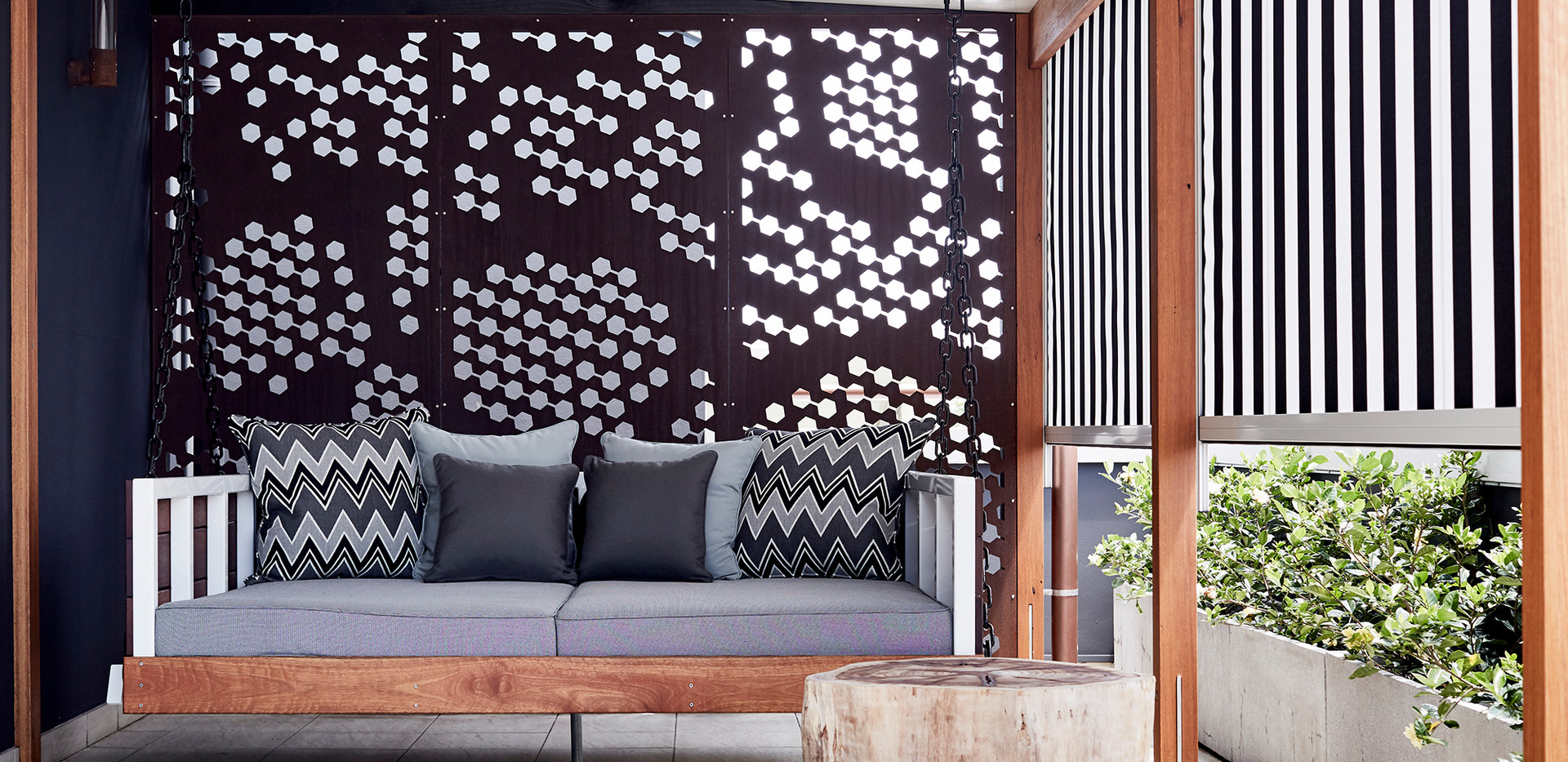 Rooftop Boutique Accomodation Interior Design & Decoration