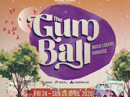 M.E.  Baird & Band to play Gumball 2020