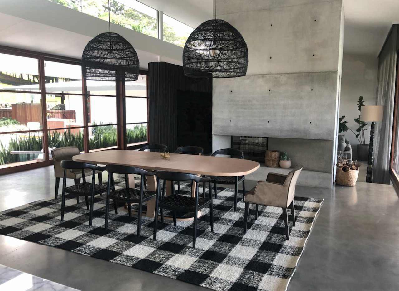 Knockrow NSW. New Build Interior Design