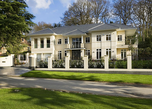 PFG Design, Architects & Designers, Rickmansworth, large, bespoke, grand detached house